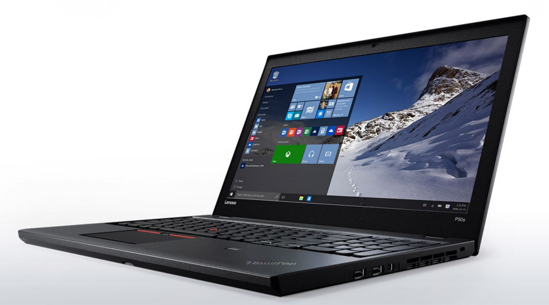 Lenovo ThinkPad P50s Review