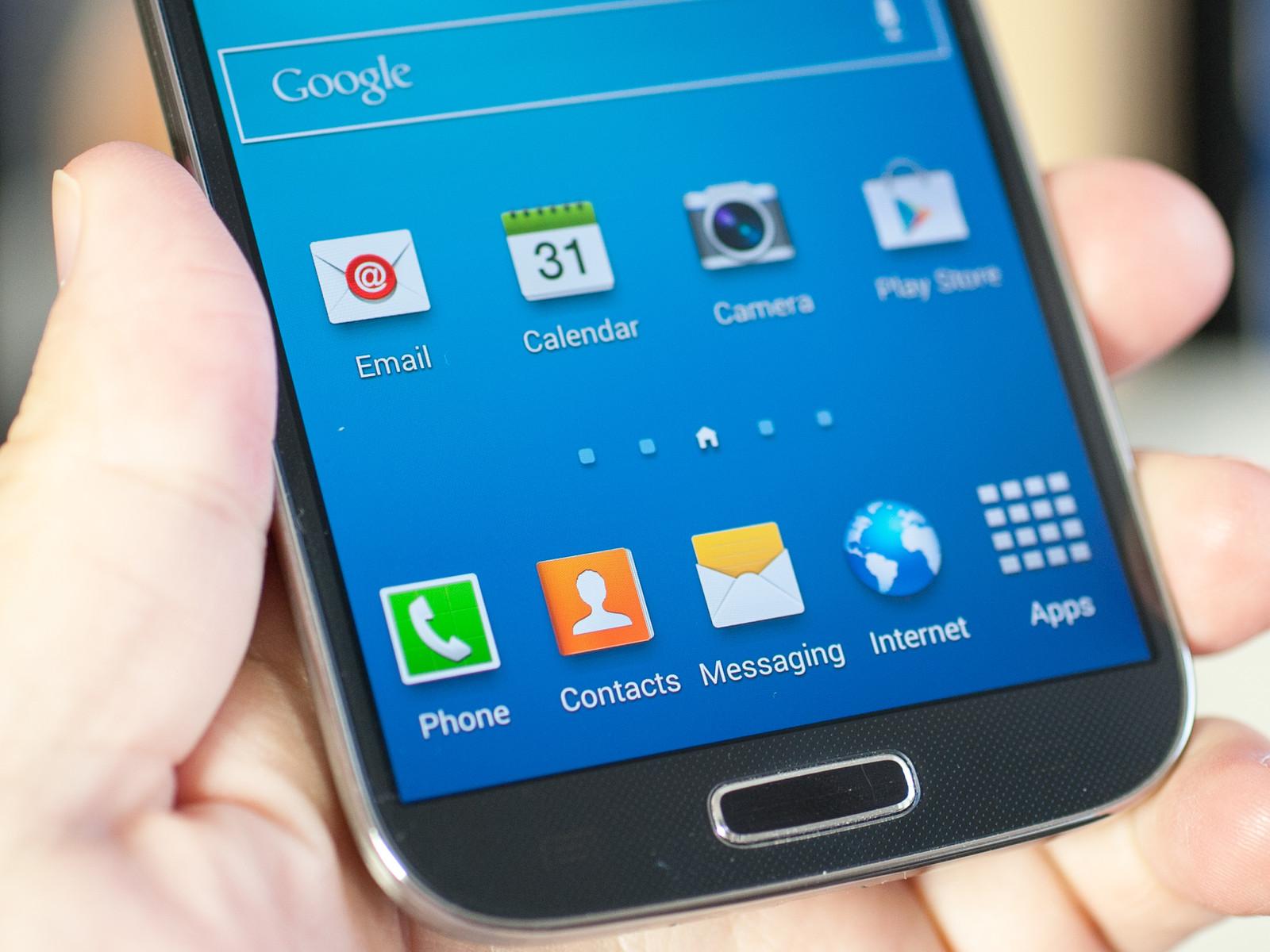 Как установить фото на контакт на смартфоне Samsung Galaxy 51