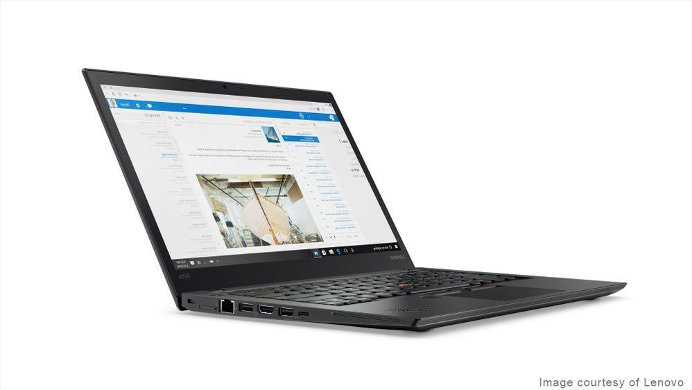 Lenovo ThinkPad T470s Review