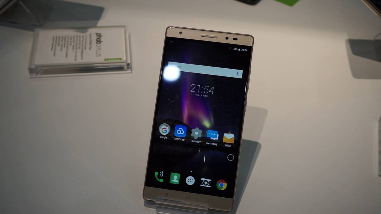 Lenovo Phab 2 Plus Review