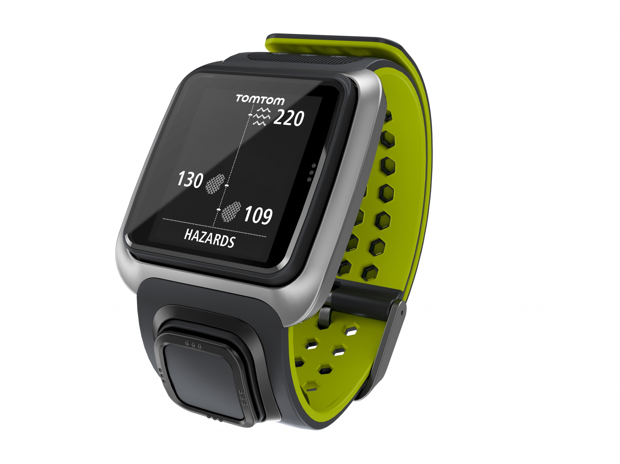 garmin s3 golf watch instructions