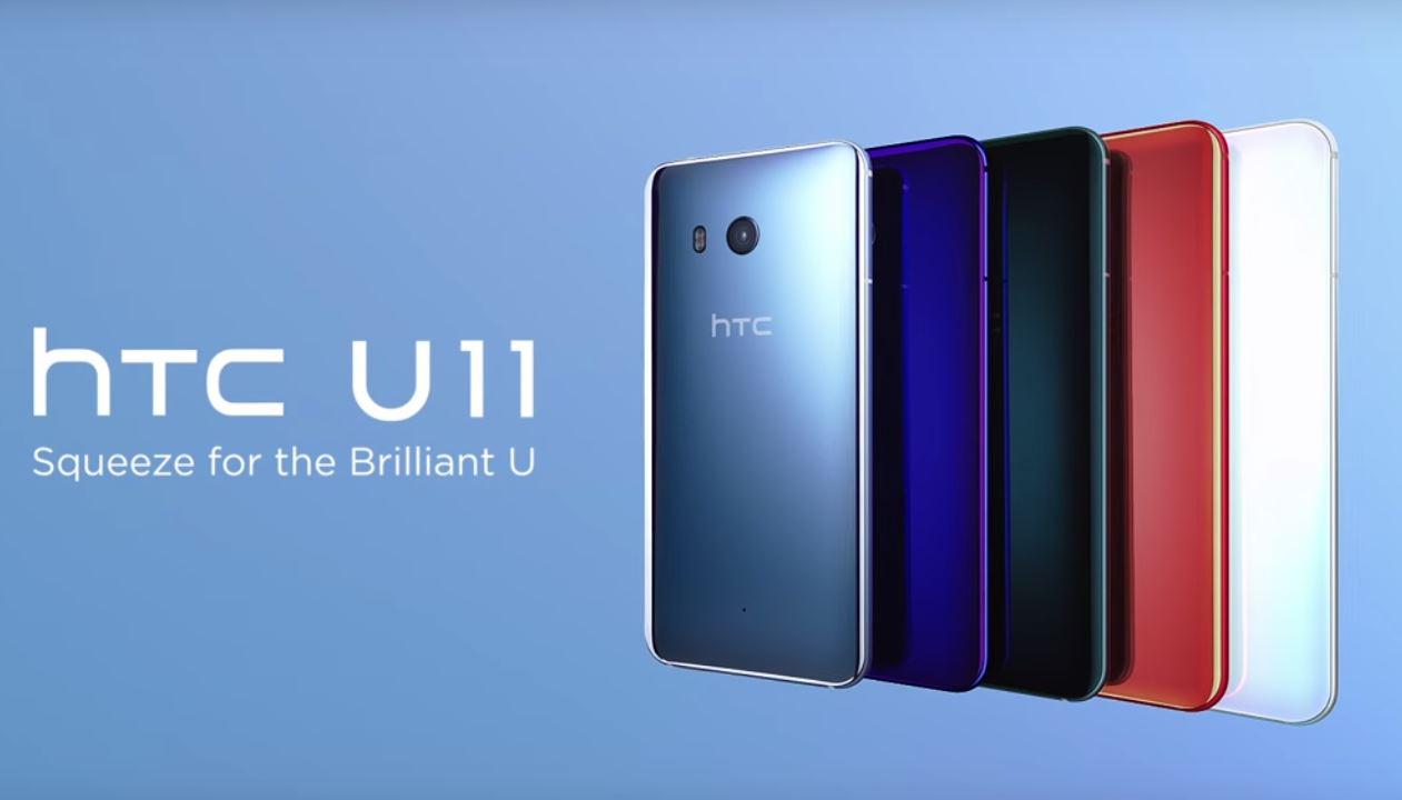 HTC U11 Review