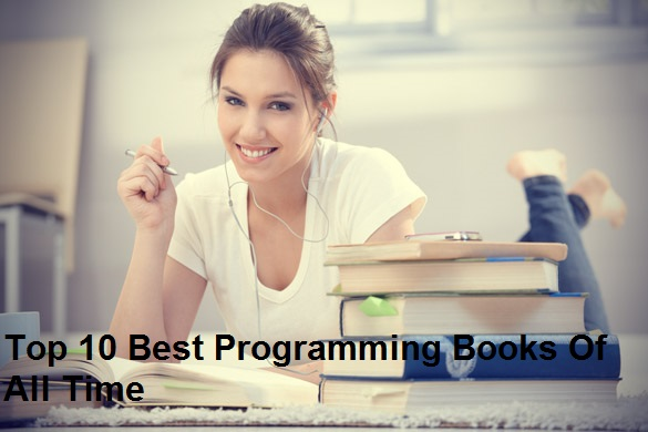Top 10 Best Programming Books Of All Time