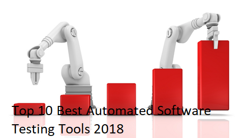 Top 10 Best Automated Software Testing Tools 2018