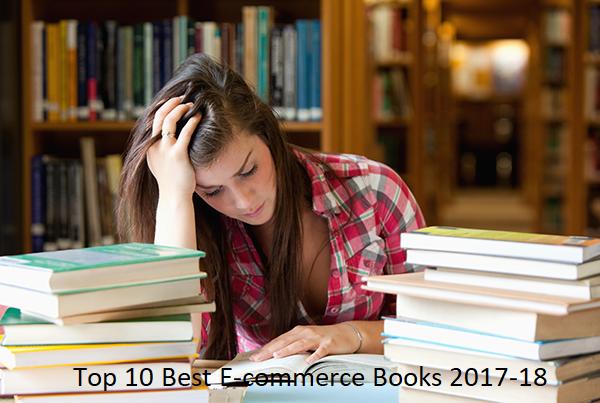 Top 10 Best E-commerce Books 2017-18