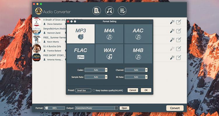 drm audio converter free