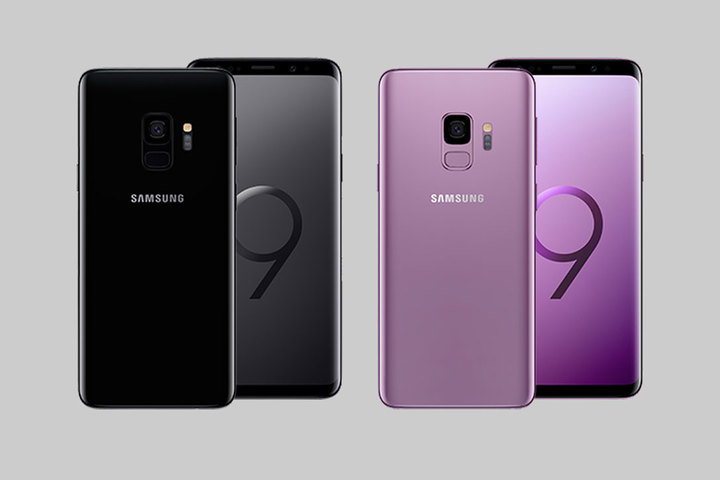 AT&T Rolls Out New Samsung Galaxy S9/S9+ Update