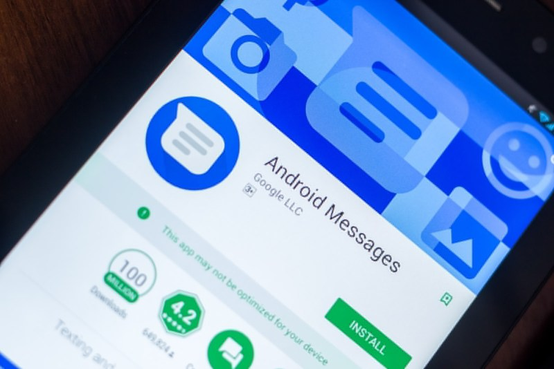 Android Messages Gets Dark Mode In New Update V3.5