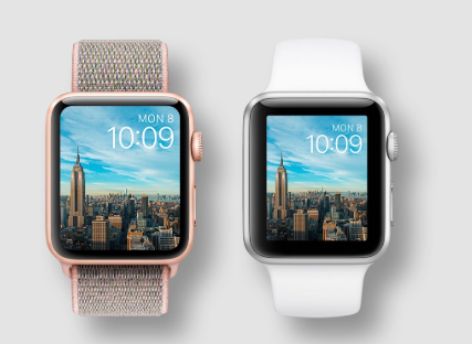 Apple Files 6 New Apple Watch 'Series 4' Models in Eurasian Filing