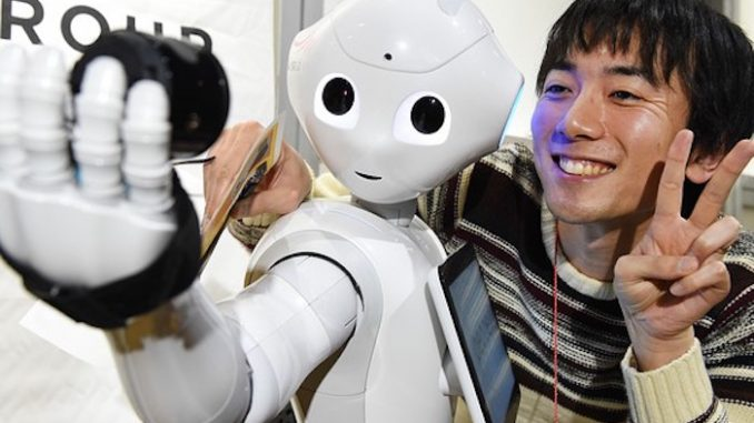 Japan To Deploy English Robots In Schools