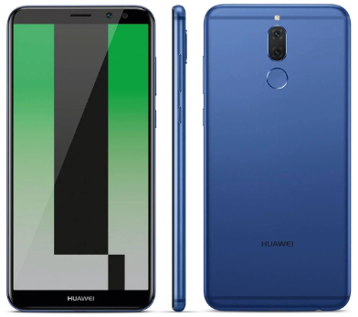 Huawei Mate 20 Lite With Notch Display and Dual Rear Camera: Leaked