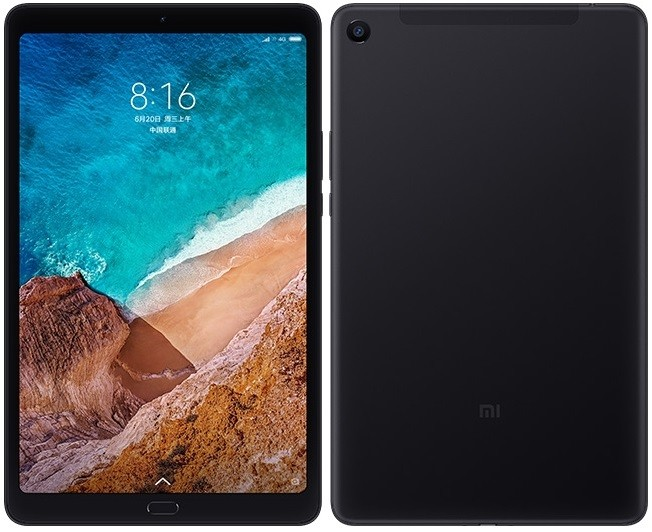Mi Pad 4 Plus With 10-inch Display And 8,650mAh Battery