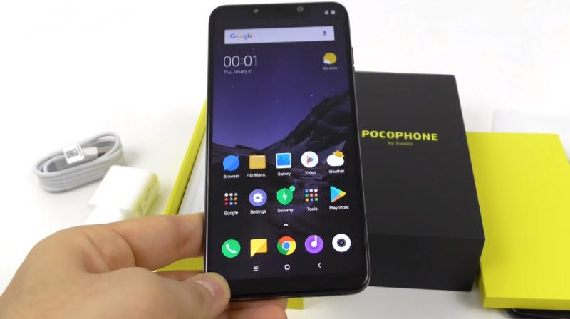 Poco F1 Will Be launched This Week