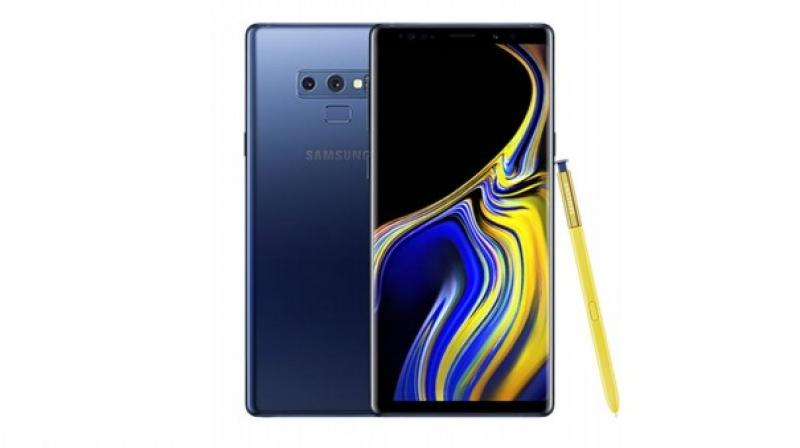 Samsung Galaxy Note 9 India Launch Set For August 24