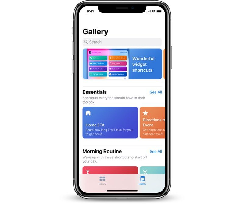Shortcuts Beta Introduces Limited HomeKit Integration