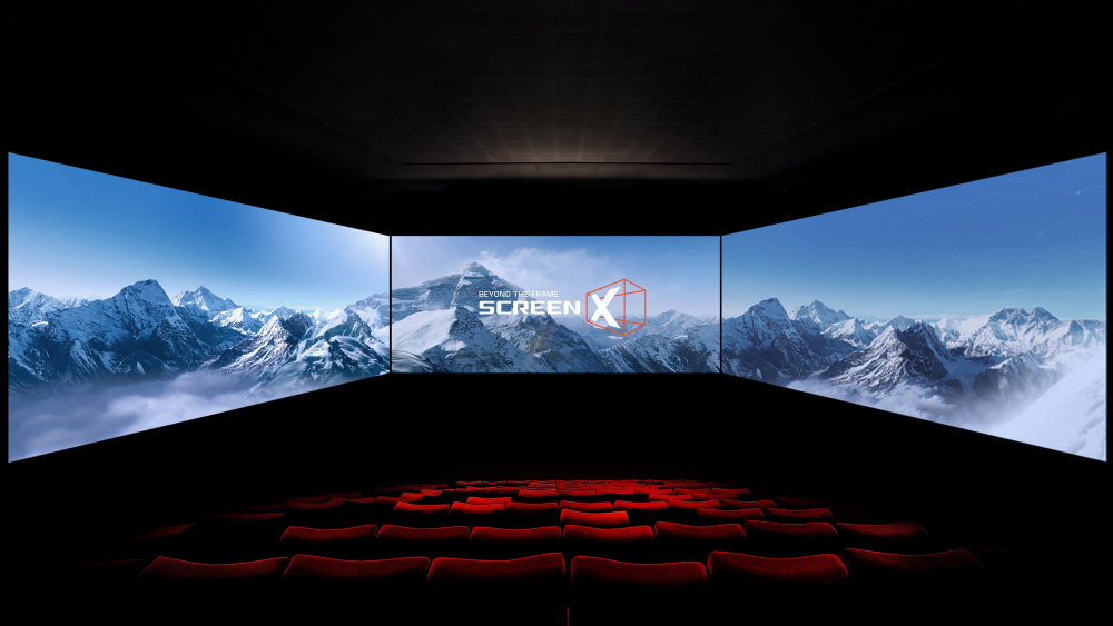 To Fend Off Netflix Theaters Around The World Adopting 'Screen X'