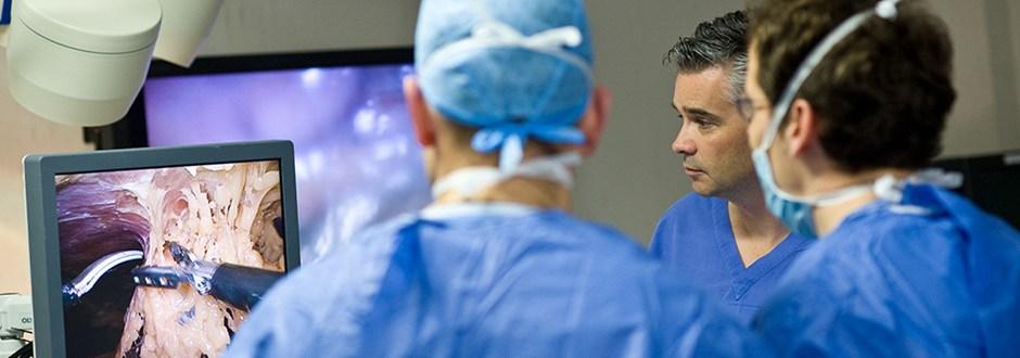 Victoria Government Announces AU$2M Robotic Surgery Training Centre