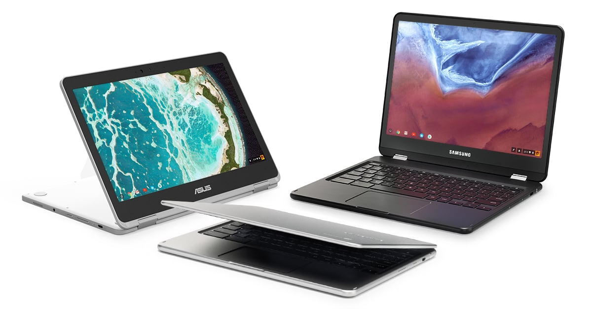 Windows 10 For Chromebooks