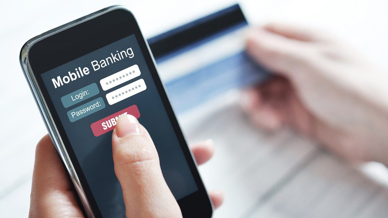 Mobile is the main banking channel