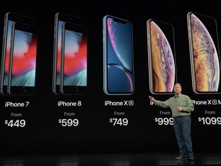 iPhone Xs and Xs Max Australian pricing - Compsmag