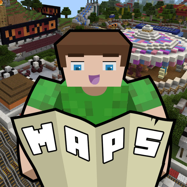 Maps for Minecraft PE (Minecraft Maps): Review And Features