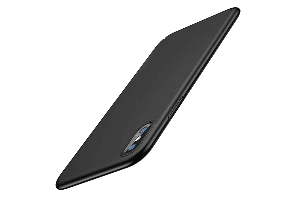 On our horizon tour of our iPhone XS Max case, Anole super slim case.