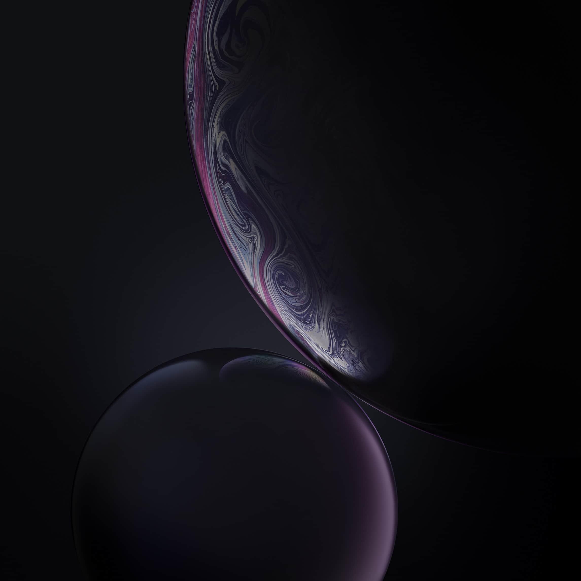 Apple screen background
