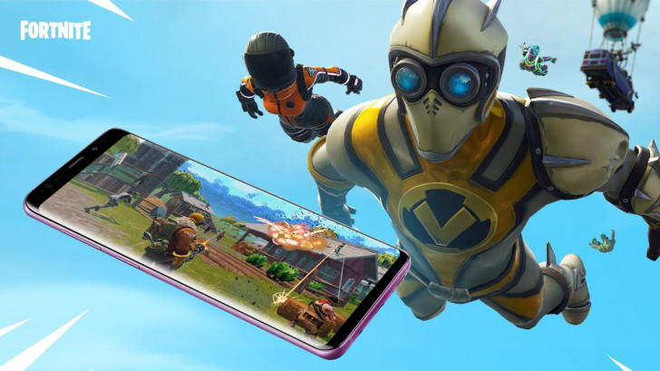 Fortnite is Now Available For All Compatible Android devices
