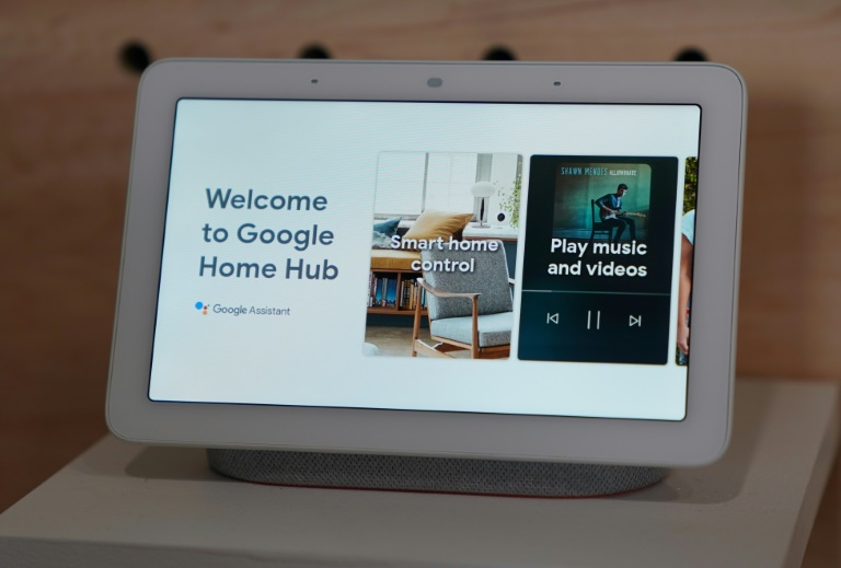 Google Launches 'Home Hub' Connected Speaker Without Camera