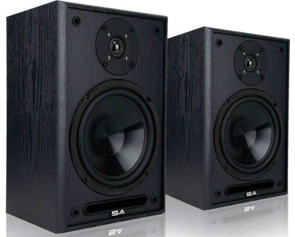 bookshelf speakers under $100