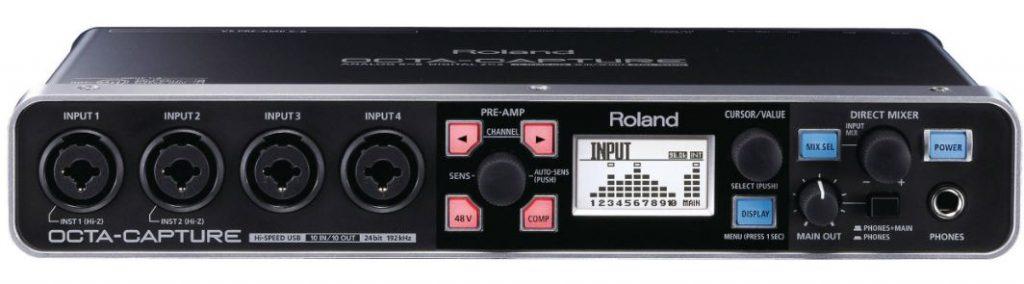 audio interfaces under $500