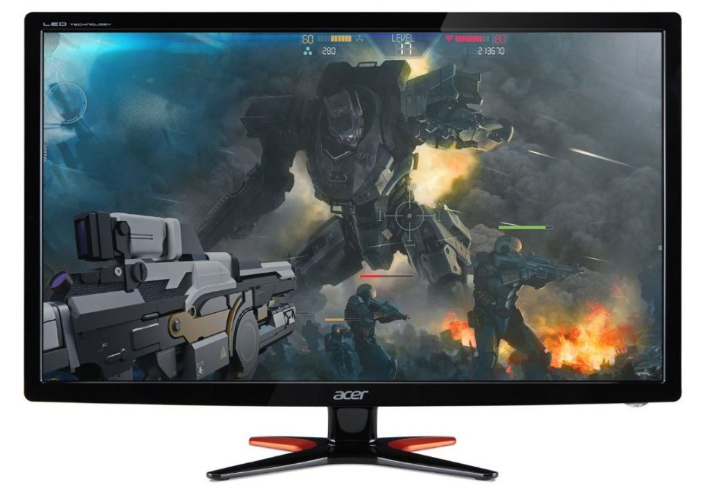 best gaming monitors under $200
