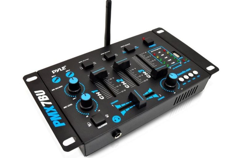 Top 5 Best DJ Mixers For Beginners In 2019 - Budget Category