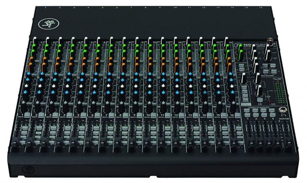 best audio mixers