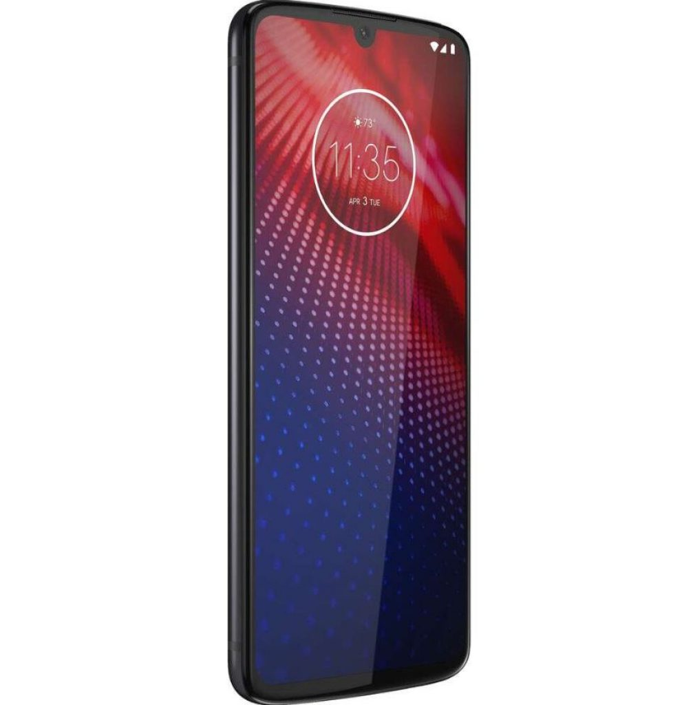 Motorola Moto Z4 Review - Great smartphones that's lost