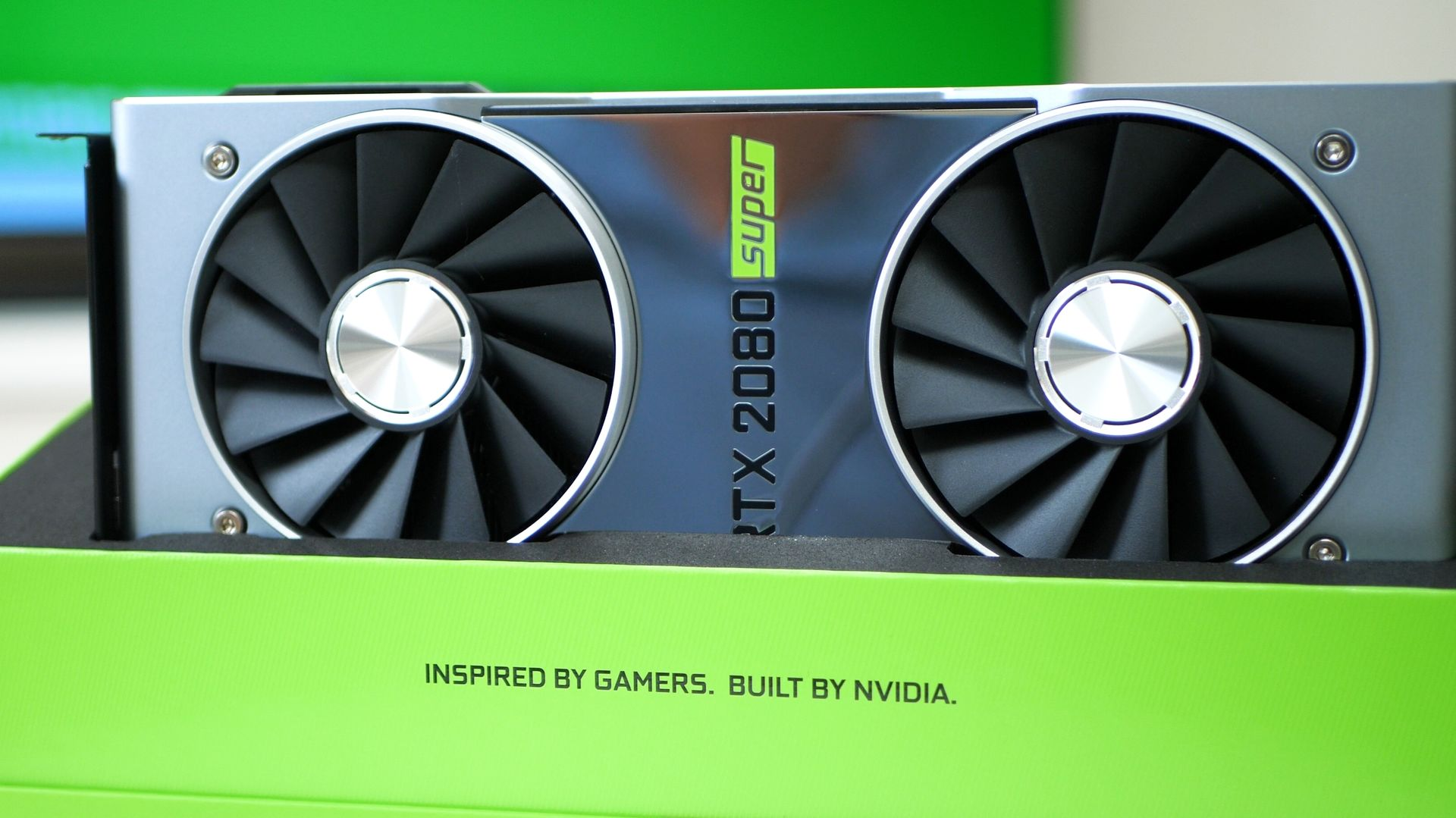 Nvidia GeForce RTX 2080 Super Review