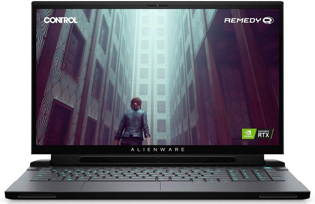 alienware m17 r2 review