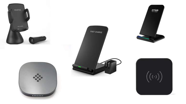 Top 10 Best Qi Wireless Charger Under $30