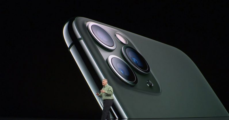Apple Launched Its iPhone 11 Pro, 11 Pro Max With Triple Cameras