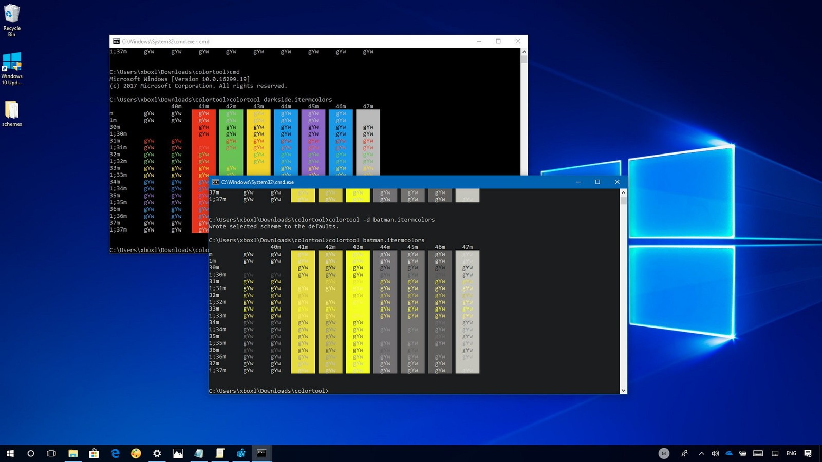 How To Change CMD Color In Windows 10 By Using Commands