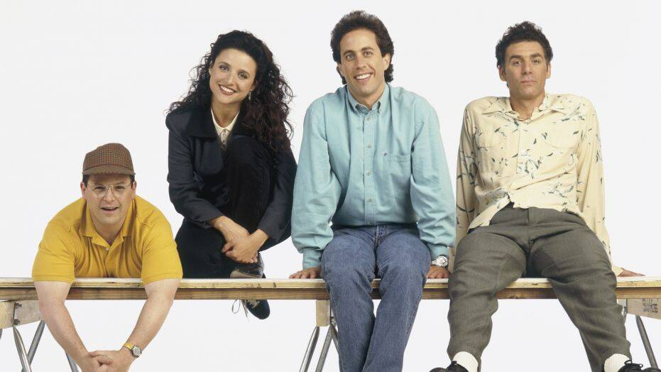 Netflix To Fill 'Friends' Spot with 'Seinfeld' In 2021