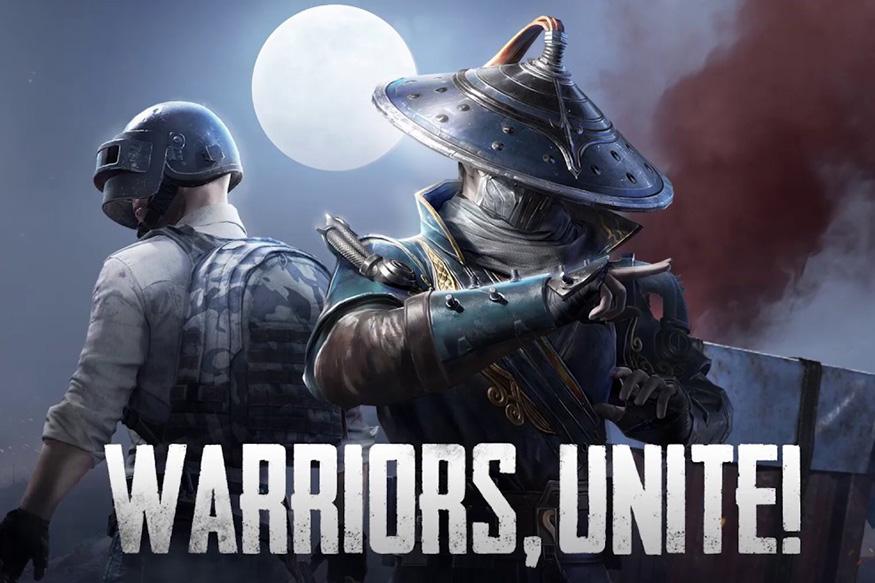 PUBG Mobile Season 9 'Warriors Unite'