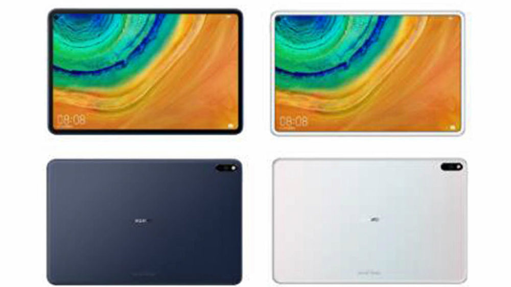 Huawei MediaPad M7 Leaks With Punch-Hole Camera