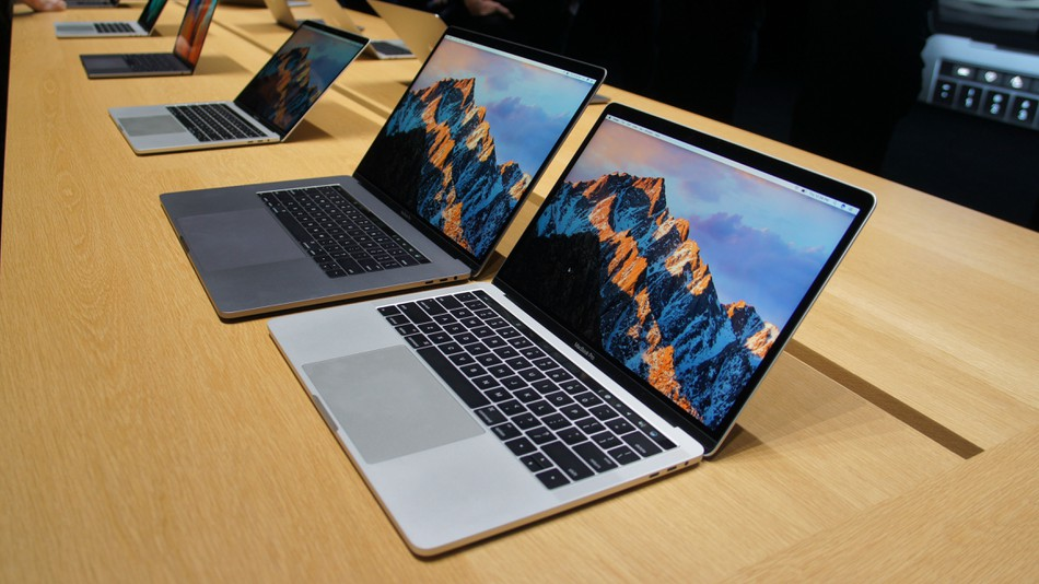 Latest versions of macOS Catalina Beta on the new 16-inch MacBook Pro