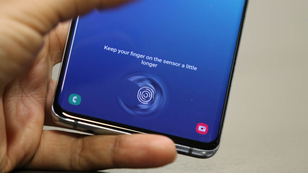 Samsung Fixing The Security Issues With Galaxy S10 fingerprint Sensor