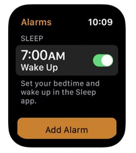 Apple May Have Accidentally Revealed A Sleep App For Apple Watch