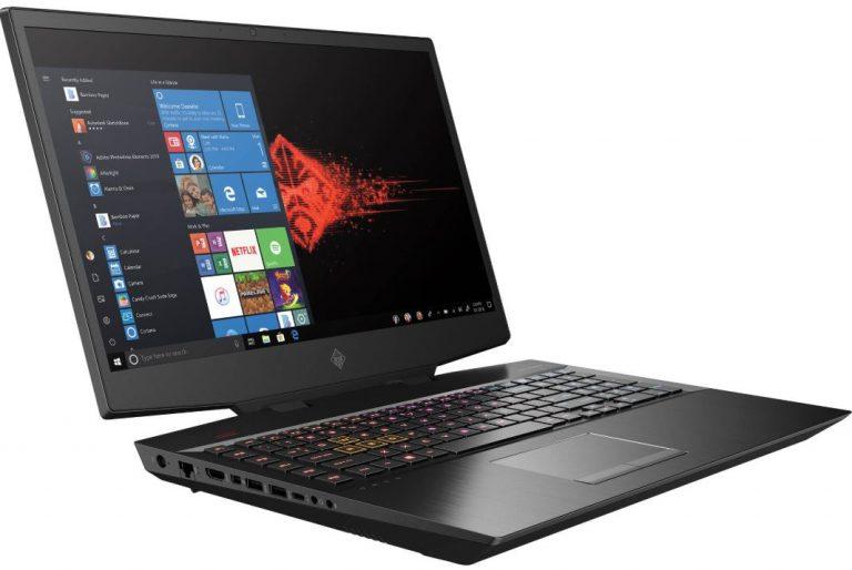 HP Omen 17 (2021)