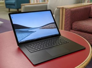Microsoft Surface Laptop 3 (15-Inch) Review