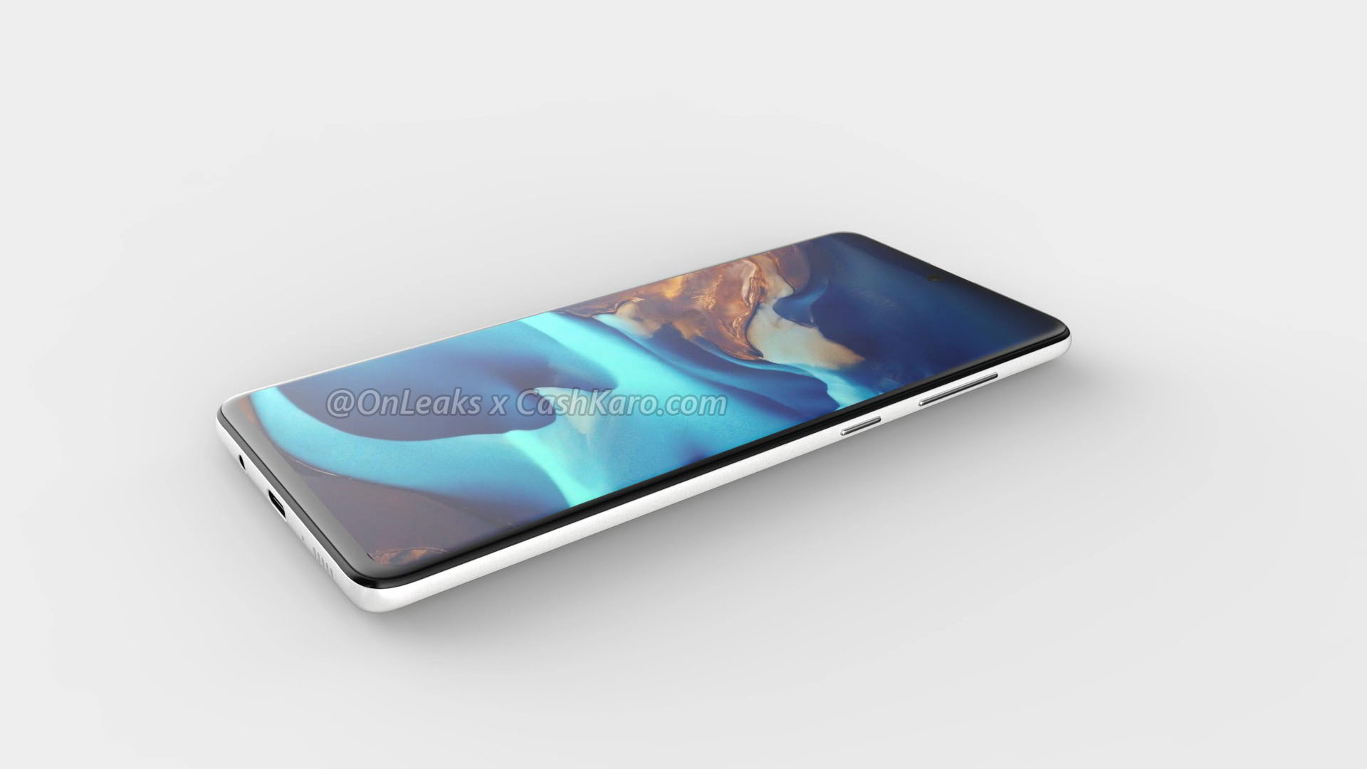 Samsung Galaxy A71 Renders Surfaces Online With 6.7-inch AMOLED Display