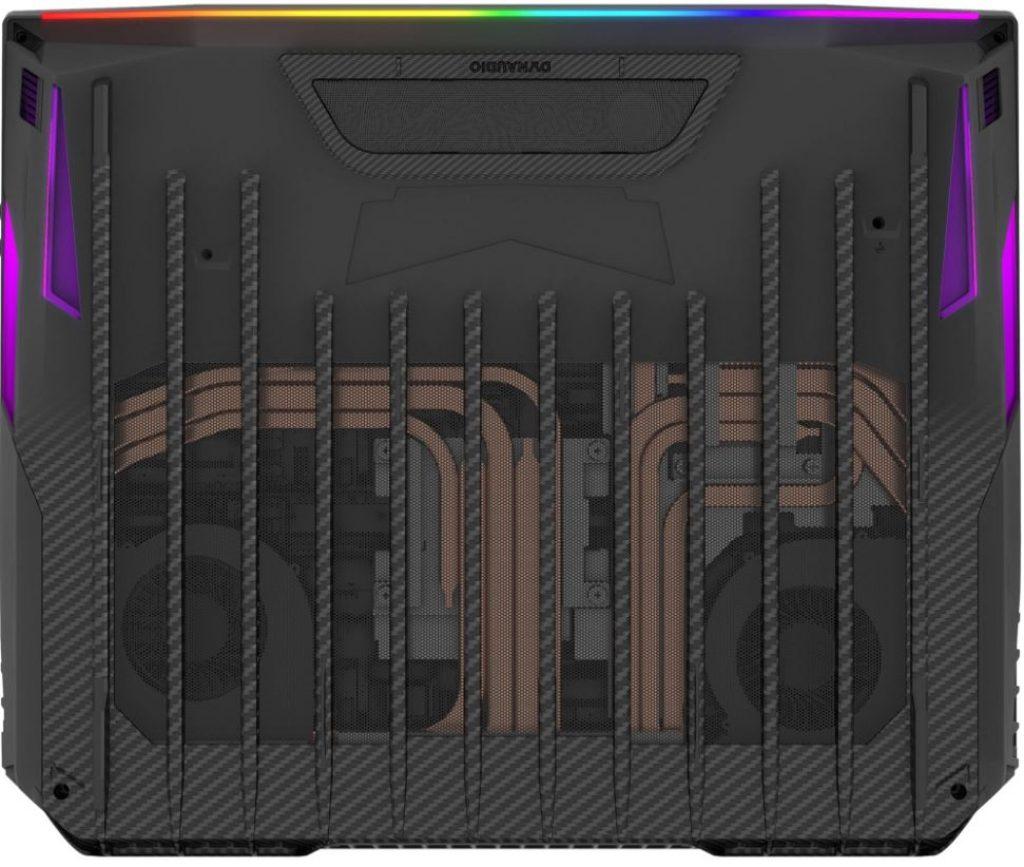 MSI GT76 Titan Heat